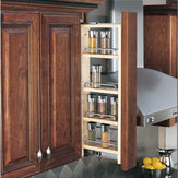 Wall Cabinet Pull-Out Filler