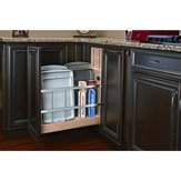 Pull-Out Base Cabinet Organizer